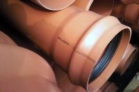 Трубы ПВХ гладкостенные